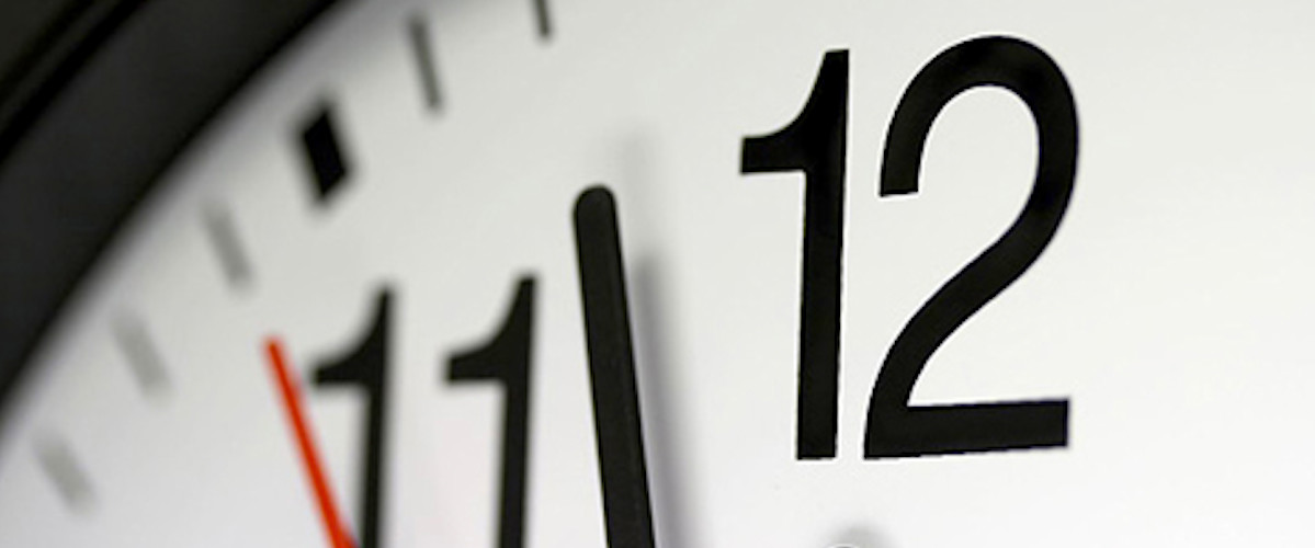 Stop Running Out the Clock on Voter Registration